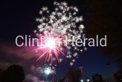 Clinton Fourth of July 7-4-17