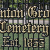 Clinton Grove Cemetery Walk