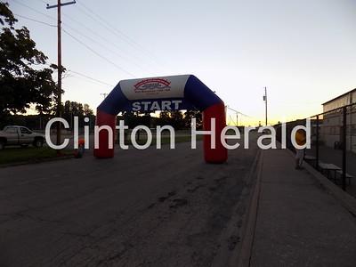 Clinton Half Marathon (9-11-16)