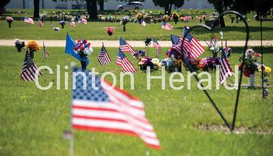 Clinton Memorial Day 5-28-18