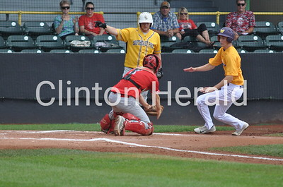 IAHSBCA All-Star consolation game (8-9-15)
