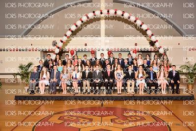 2016-06-16 Clinton Public School 8th Grade Class Photo