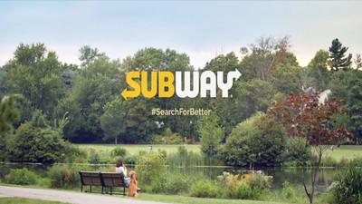 """Subway """"Creating Healthy Change Around the World"""""""
