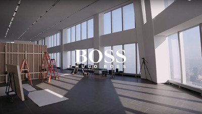 "Hugo Boss ""The Scent for Her: Behind the Scenes"""
