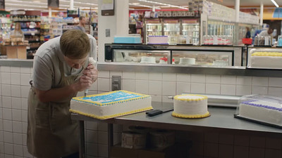 "NYS Lottery ""Break from the Unexpected: Cake Man"""