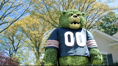 "PNC Bears Visa ""Green Envy"""