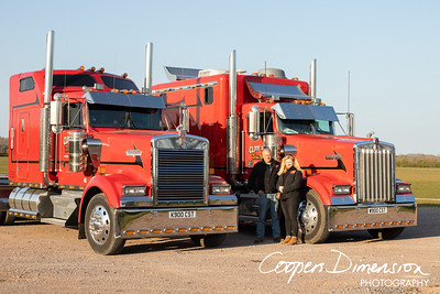 clive shaw trucking