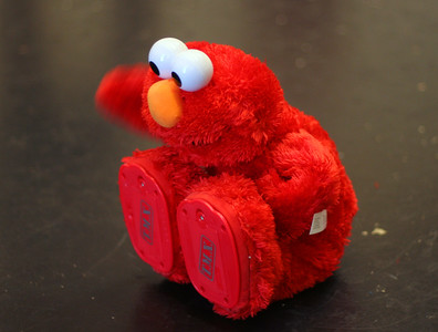 6050 Elmo at BHC