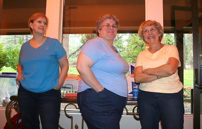 Sheila, Deann, Donna