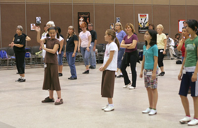 1233 Dancers
