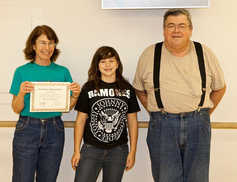BHC 2009 Graduates