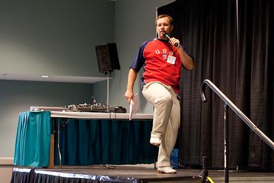 Eric Teaching