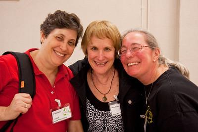 Carol, Sue, Donna