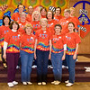 Diablo Mountain Cloggers at March Madness 2010.