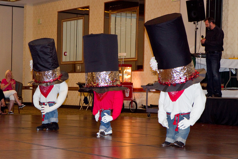 Tommyknocker Clogger and friends at California Spectacular