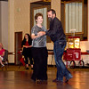 Anne Mills and Barry Welch swing dancing at California Spectacular