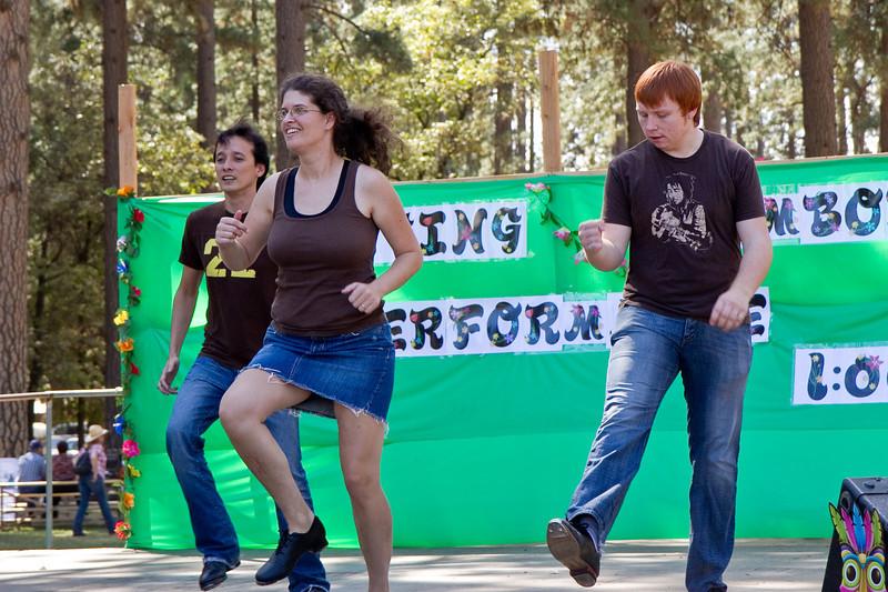 Ian, Sarah, and Kiernan