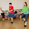 Dancers at Doug Chin Clogging Classic, Orangevale