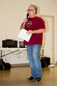 Richard teaching at Doug Chin Clogging Classic, Orangevale.