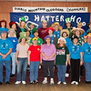 Cloggers in hats at Diablo Mountain Cloggers Mad Hatter Hop March Madness 2011.