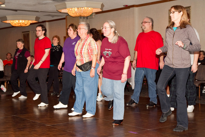 Saturday evening dance