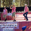 Barbary Coast Cloggers performing at Grass Valley.