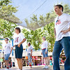 """Diablo Mountain Cloggers dancing to """"Just Dance"""" at the Alameda County Fair."""