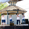 "Clogging Express dancing to ""Swing Kids"" at the Alameda County Fair."