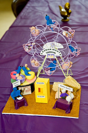 Carnival miniature by Cindy at March Madness 2012.