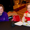 Candy and Susan at NCCA Convention.