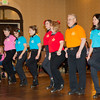 Redwood Country Cloggers at NCCA Convention.