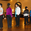 Thunderfoot Cloggers at NCCA Convention.
