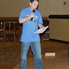 Kevin teaching at NCCA Convention.