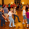 Dancing Cotton-Eyed Joe at NCCA Convention.