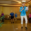 Bonnie Larsen teaching at NCCA Convention.