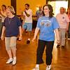 Dancers at Sunday workshop at NCCA Convention.