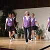 "Clogging Express dancing ""Just Dance"" at Rossmoor."