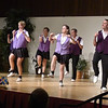 """Clogging Express dancing """"If Wishes Were Horses"""" at Rossmoor."""