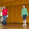 Richard teaching with Hailey at the Doug Chin Clogging Classic Benefit in Vallejo.