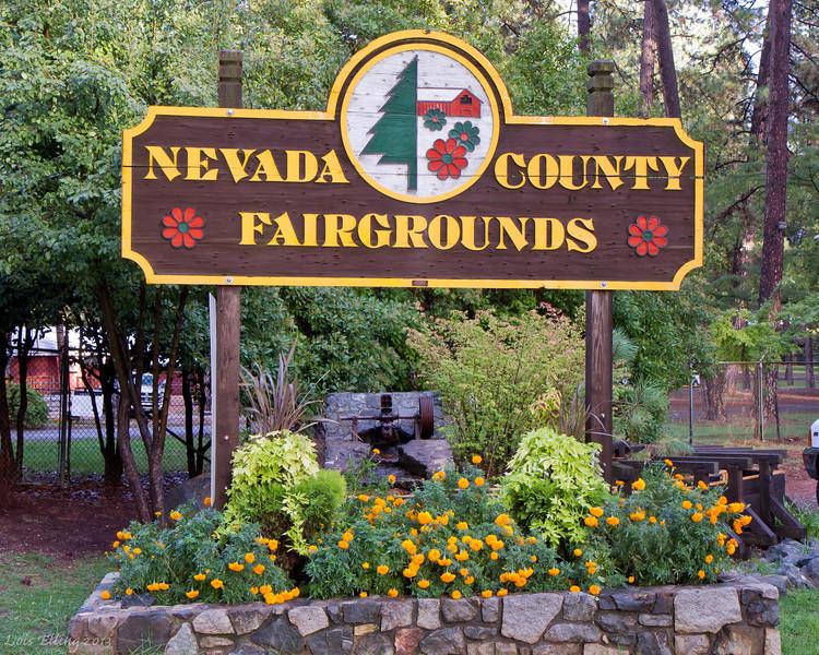 Nevada Co Fairgrounds