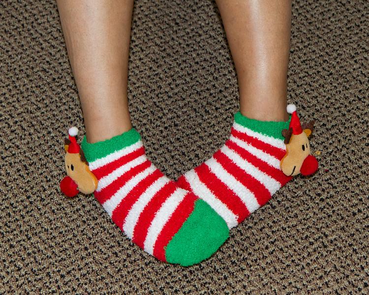 Lucia's Socks