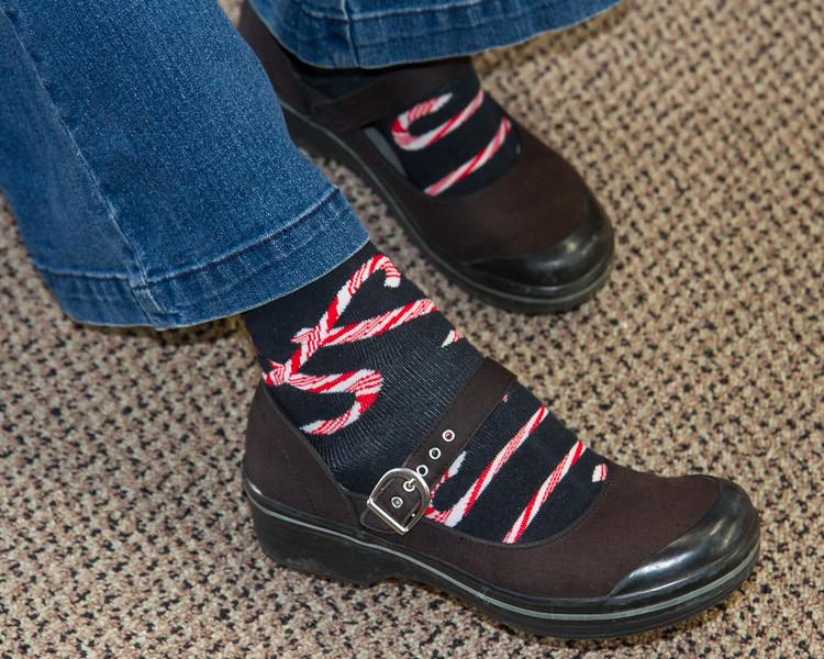 Bonni's Socks