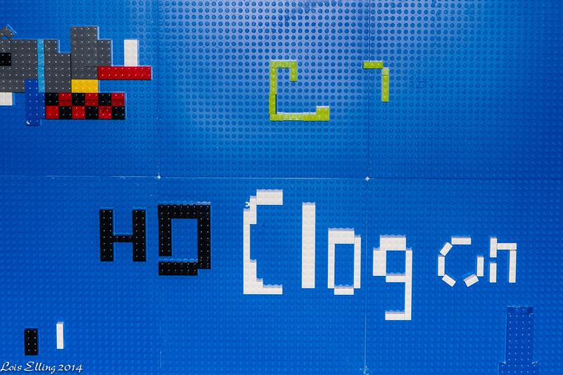 0776 Lego Board