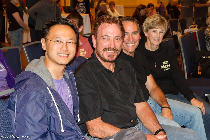 Ming Ed Geoff Kathy