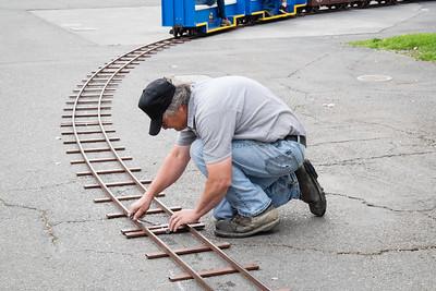 Adjusting Track