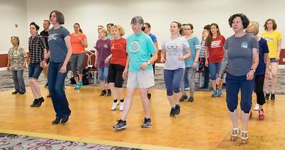 Friday Workshop Dancers