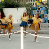 BHC dancing at Earth Day celebration, San Jose, 1990