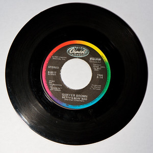 Betty's Bein' Bad Record
