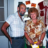 Dave and Wanda Pritchard at DMC's 20th anniversary party, 1994.