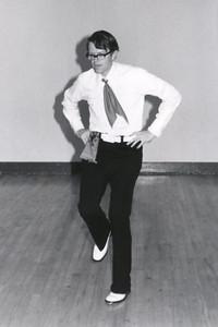 OJ Ericson, May 1975.